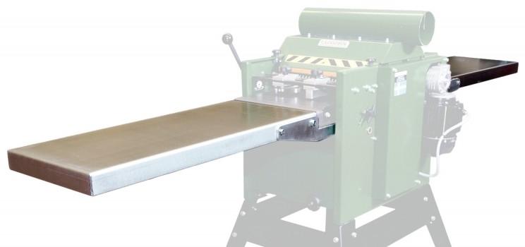 Стол подачи и приема для SH230, 0,8 м, 1 шт