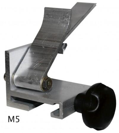 Зажим с рукоятью, М5
