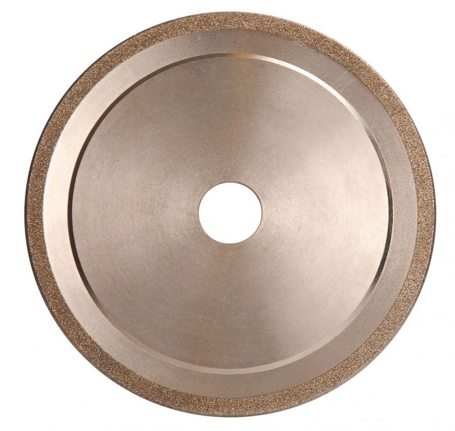 Образивный диск, диамант, 145 х 22 х 3,2 мм, для большого станка заточки цепей