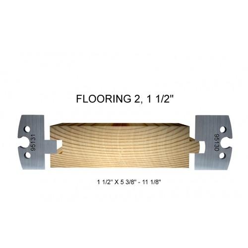 "Flooring 2, 1 1/2"""