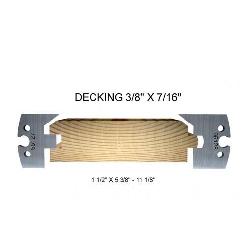 """Decking 3/8"""" x 7/16"""""""
