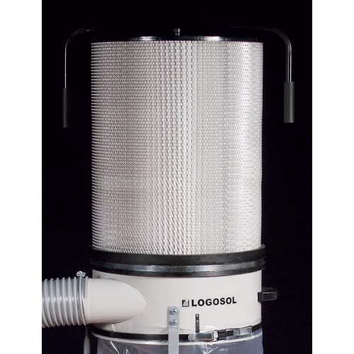 Пыльный фильтер для вытяжки, 1,1 kW