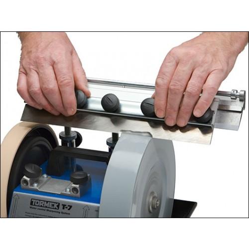 Образивный шаблон для прямых строг ножей, Тормек