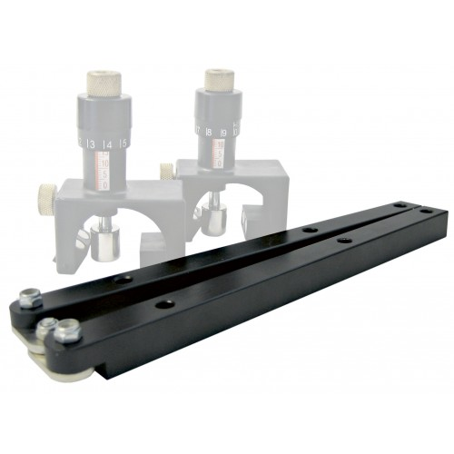 Магнитное устройство для настройки зазора прямых ножей в нижней фрезе, строгальн. станки